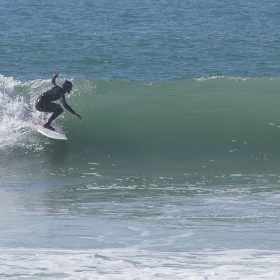 You can surf and progress with your own gears and try some different boards to get better
