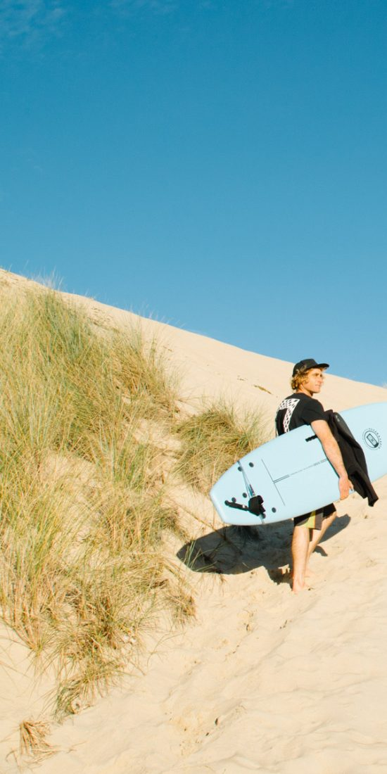 Surf Guides - Book your own surf guide in the south west of France